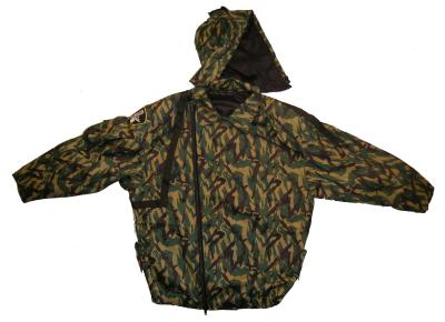 Russian Camouflage Uniforms