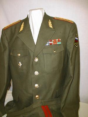 Russian Uniforms Head Gear Ties Coats Belts Shirts Buttons
