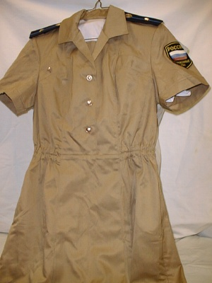Russian Government Army Dress 103