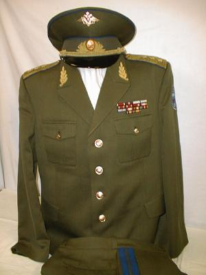 Russian Uniforms Head Gear Ties Coats Belts Shirts Buttons